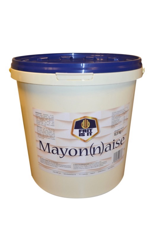 MAYONAISE 10 LITRES FRIT IS IT